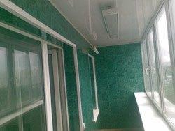 козырьки на балкон в Пензе